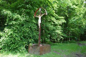 Křížek na Těšance